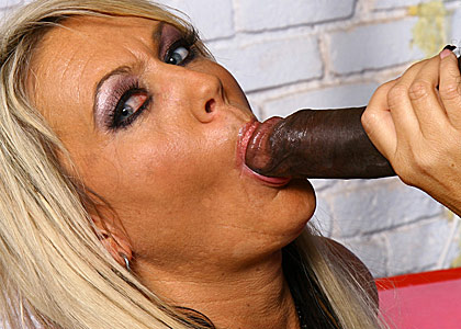Interracial MILF porn like youve never seen before! on blacks on cougars blog