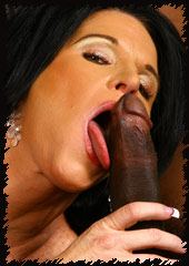 lusty cougar Kendra Secrets gets banged by huge cocked blacks from Blacks on Cougars